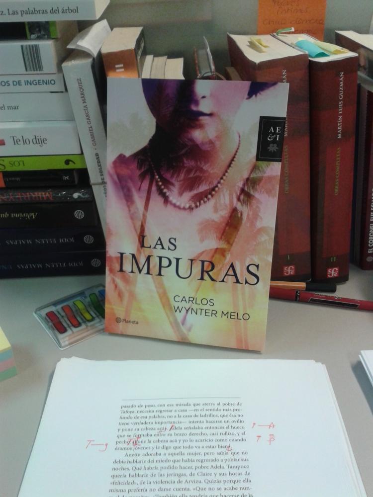Las Impuras de Carlos Wynter Melo